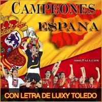 Himno de España (con letra luixy toledo))